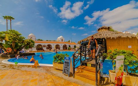 Luxury Chalet For Sale in Fairways Club Resort Tenerife Euroresales Property ID- 9825722 Property Information: Luxury refurbished two stories chalet with Bali bed in the garden & views to El Teide the volcano and Amarilla golf course !!! The property...