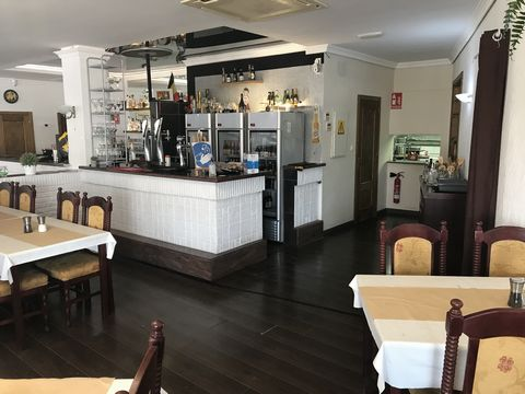 Asking Price €57.500 Leasehold Long Established Bar Present Owner 4 years Very Large Bar/Restaurant Perfect Location on an Elevated Position Possible Live Music Darts, Pool table A very long established bar/Restaurant with high quality fixtures and f...