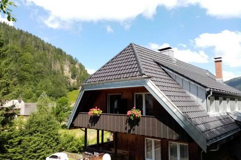 With a cosy and atmospheric interior, this 1-bedroom apartment in Baden-Württemberg offers a luxurious stay. The apartment is ideal for a couple. On the terrace, you can enjoy pleasant weather. Taste the different delicacies in the nearby restaurants...