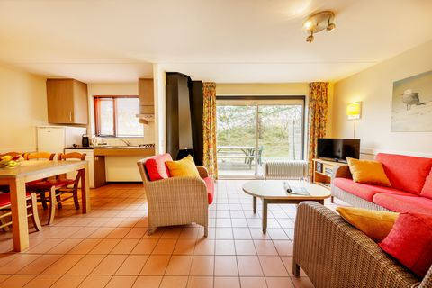 Fully furnished accommodations, always in the middle of nature Free unlimited access to the subtropical swimming paradise Aqua Mundo Free entertainment in tropical center the Market Dome Free (indoor) activities for everyone Final cleaning of the acc...