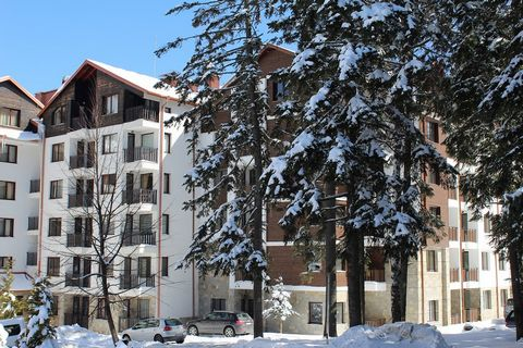 Excellent 2 Bedroom Apartment for sale in Borovets Gardens Bulgaria Euro Resales Property ID: 9826504 https://youtu.be/BHpmUXgVe2U Property Details Borovets Gardens is located in the central part of the resort, 10 minutes walking distance from Yastre...